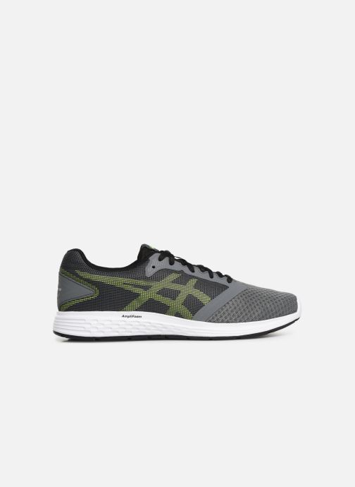 Sport shoes Asics Patriot 10 Grey back view