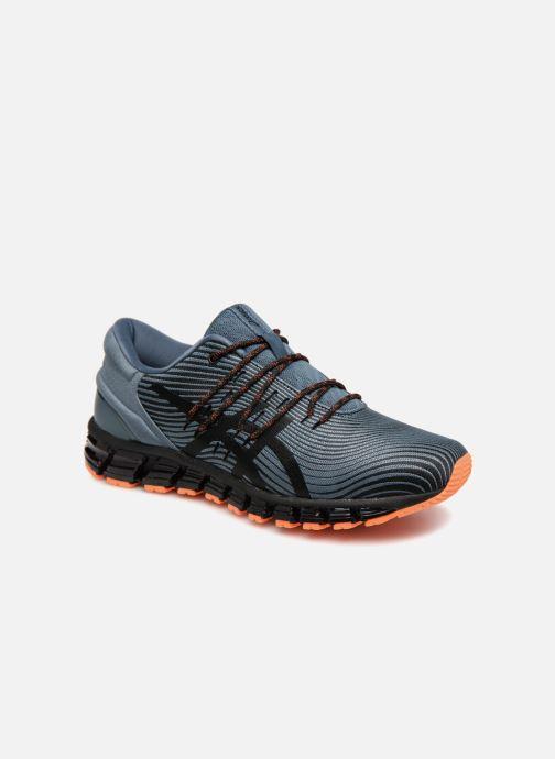 cheaper 68393 e10e7 Chaussures de sport Asics Gel-Quantum 360 4 Bleu vue détail paire