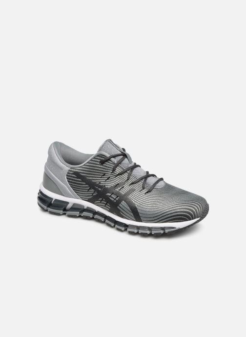 new styles 96097 80808 Chaussures de sport Asics Gel-Quantum 360 4 Gris vue détail paire