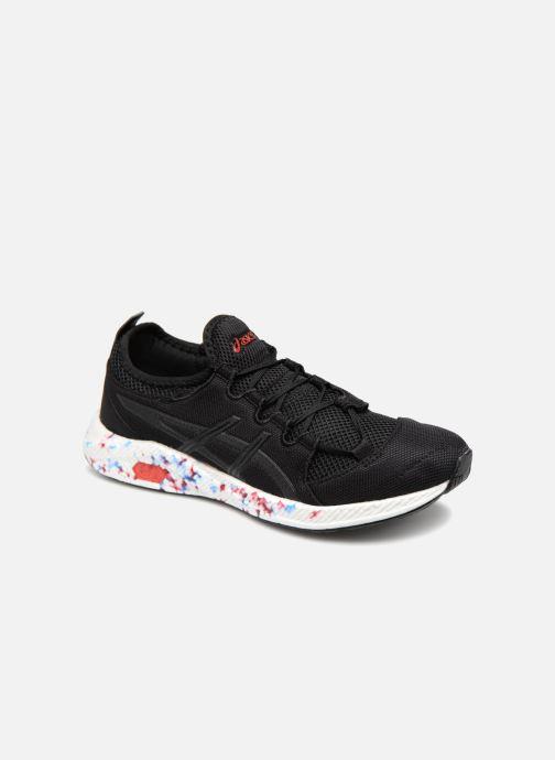 Sneakers Asics Hyper Gel-Sai Zwart detail
