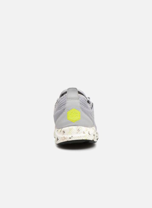Sneakers Asics Hyper Gel-Sai Azzurro immagine destra