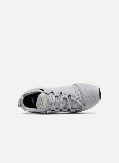Sneakers Asics Hyper Gel-Sai Azzurro immagine sinistra