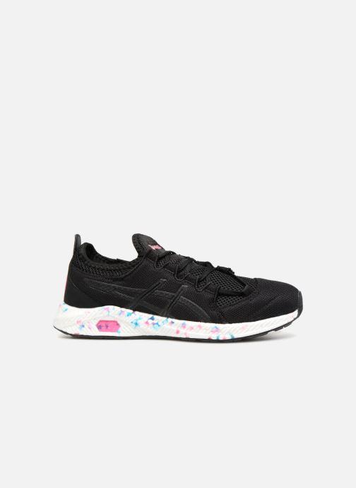 Sneaker Asics Hyper Gel-Sai schwarz ansicht von hinten
