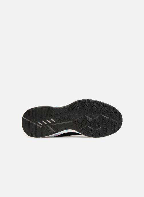 Sneaker Asics Hyper Gel-Sai schwarz ansicht von oben