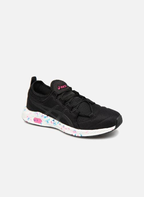 Sneaker Asics Hyper Gel-Sai schwarz detaillierte ansicht/modell