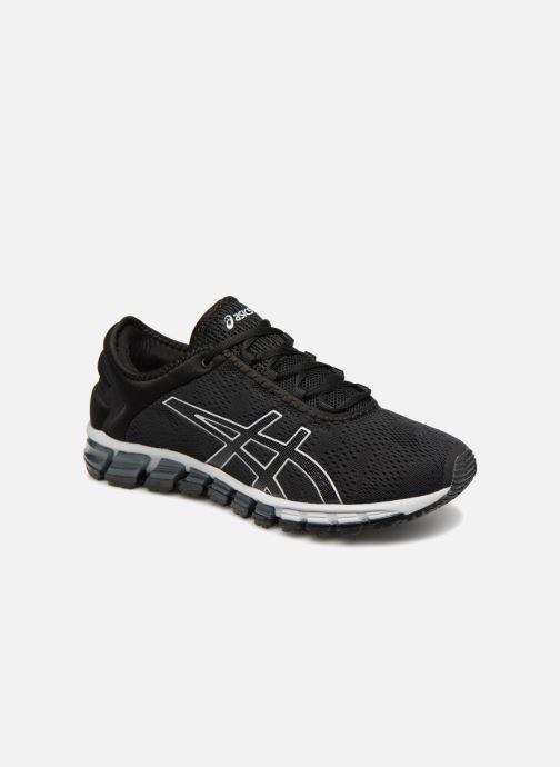 Sportssko Asics Gel-Quantum 180 3 Grå detaljeret billede af skoene