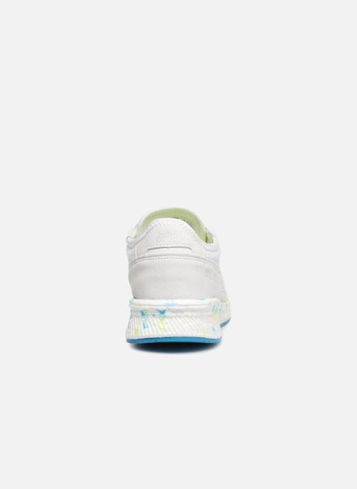 Sneakers Asics Hyper Gel-Lyte Bianco immagine destra