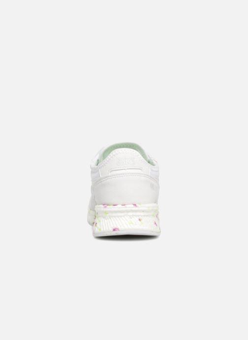 Baskets Asics Hyper Gel-Lyte Blanc vue droite