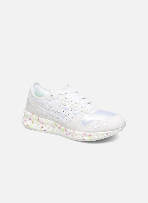 Sneakers Asics Hyper Gel-Lyte Hvid detaljeret billede af skoene