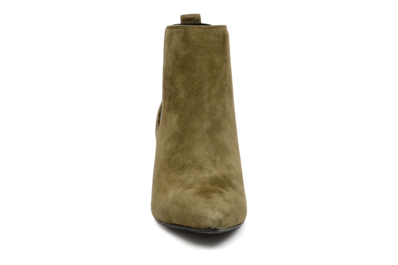 Stiefeletten & Boots Essentiel Antwerp Rossignol grün schuhe getragen