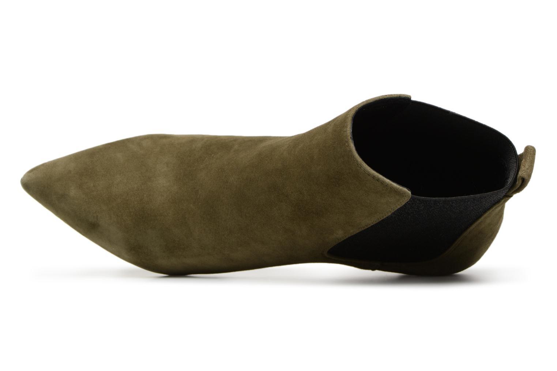 Stiefeletten & Boots Essentiel Antwerp Rossignol grün ansicht von links