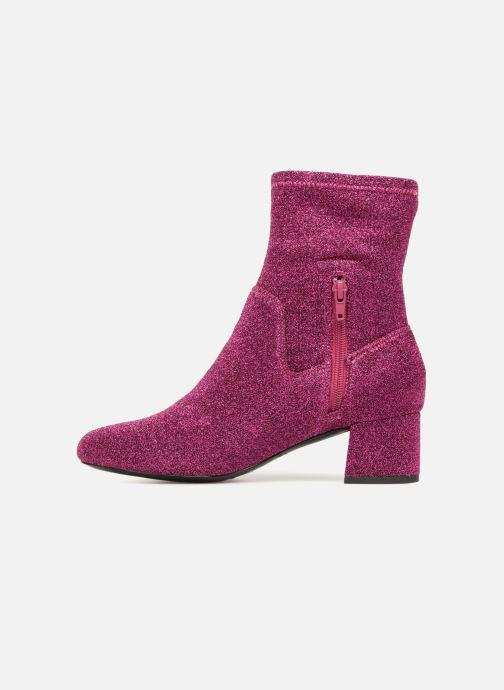 Bottines et boots Essentiel Antwerp Rulies Rose vue face