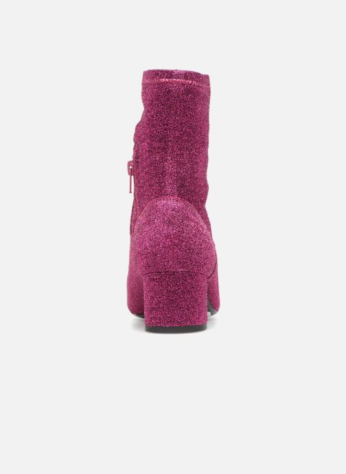 Bottines et boots Essentiel Antwerp Rulies Rose vue droite