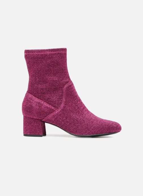 Bottines et boots Essentiel Antwerp Rulies Rose vue derrière