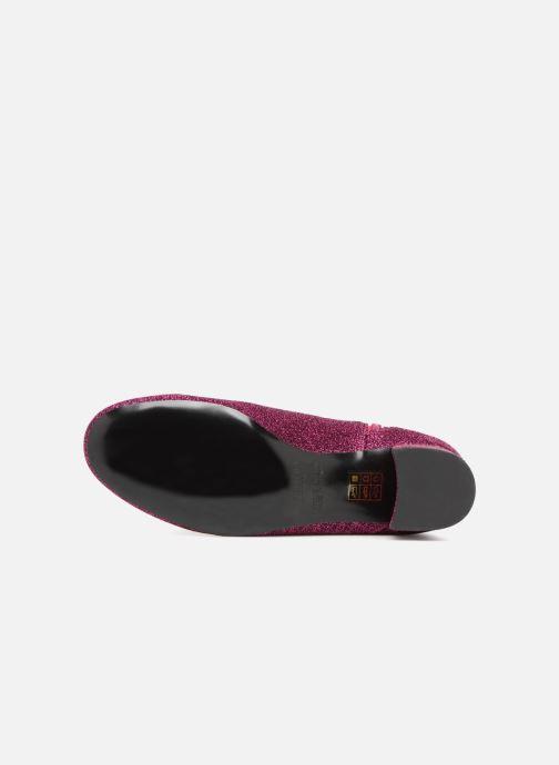 Stiefeletten & Boots Essentiel Antwerp Rulies rosa ansicht von oben