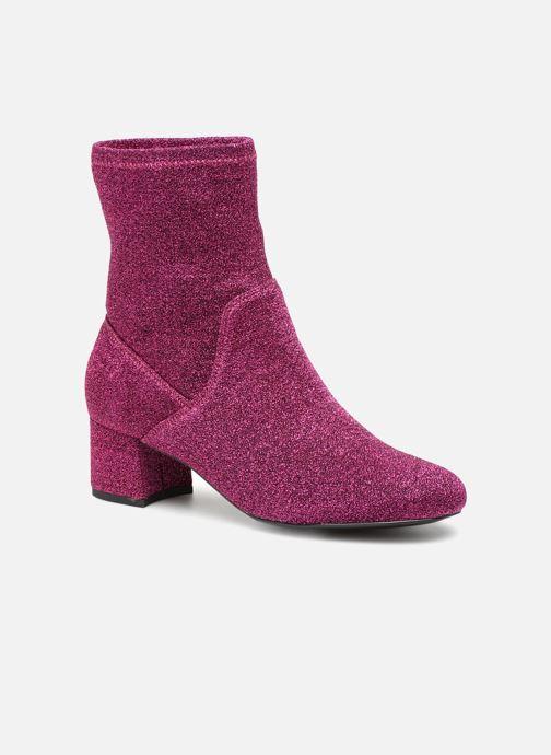 Bottines et boots Essentiel Antwerp Rulies Rose vue détail/paire