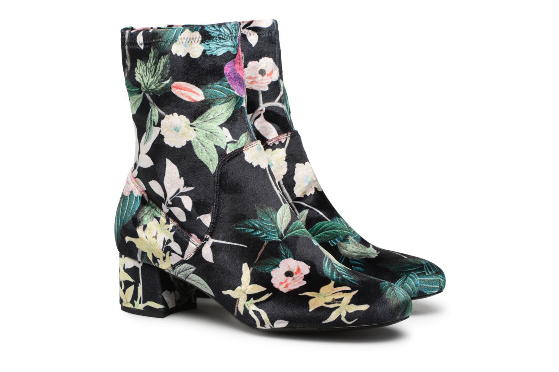 Bottines et boots Essentiel Antwerp Rother Noir vue 3/4