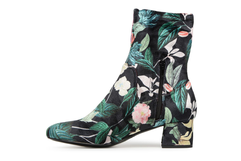 Bottines et boots Essentiel Antwerp Rother Noir vue face