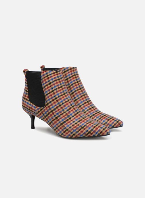 Bottines et boots Essentiel Antwerp Rive Multicolore vue 3/4
