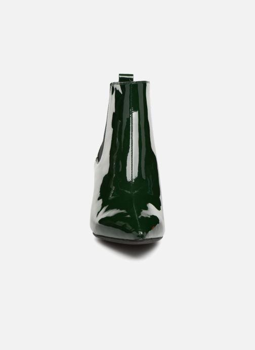 Stiefeletten & Boots Essentiel Antwerp Rivea grün schuhe getragen
