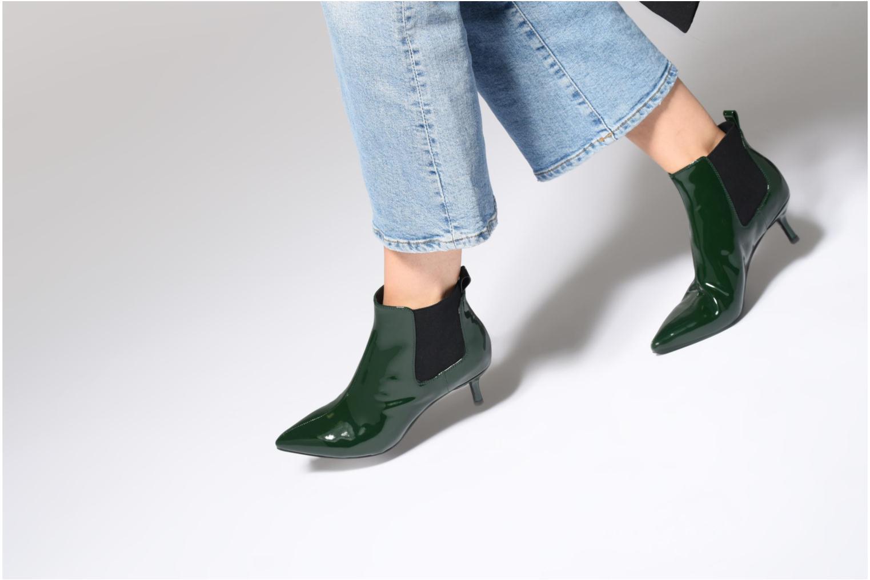 Stiefeletten & Boots Essentiel Antwerp Rivea grün ansicht von unten / tasche getragen