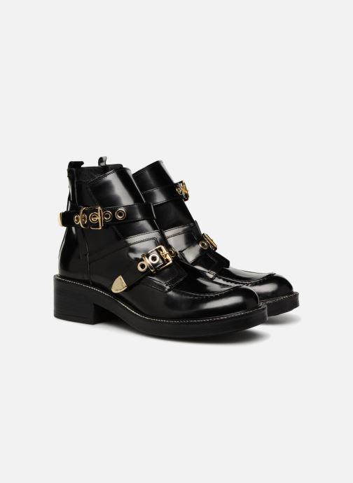 Bottines et boots Essentiel Antwerp Rajah Noir vue 3/4