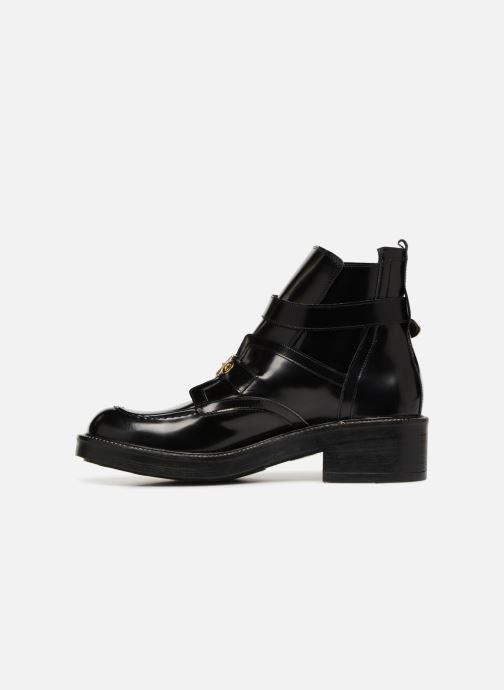 Bottines et boots Essentiel Antwerp Rajah Noir vue face