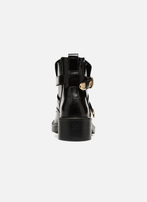Bottines et boots Essentiel Antwerp Rajah Noir vue droite
