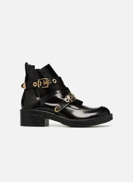 Bottines et boots Essentiel Antwerp Rajah Noir vue derrière