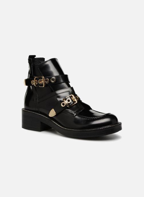 Bottines et boots Essentiel Antwerp Rajah Noir vue détail/paire