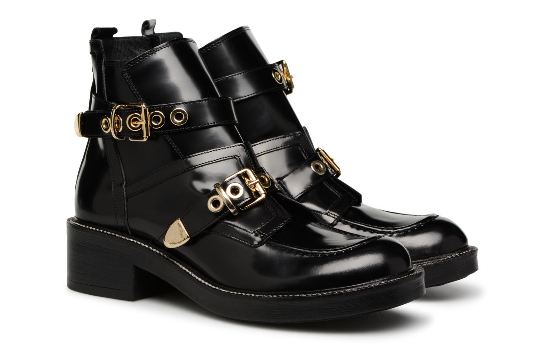 Stiefeletten & Boots Essentiel Antwerp Rajah schwarz 3 von 4 ansichten