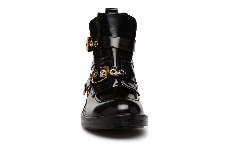 Stiefeletten & Boots Essentiel Antwerp Rajah schwarz schuhe getragen