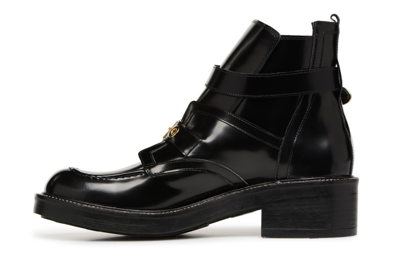 Stiefeletten & Boots Essentiel Antwerp Rajah schwarz ansicht von vorne
