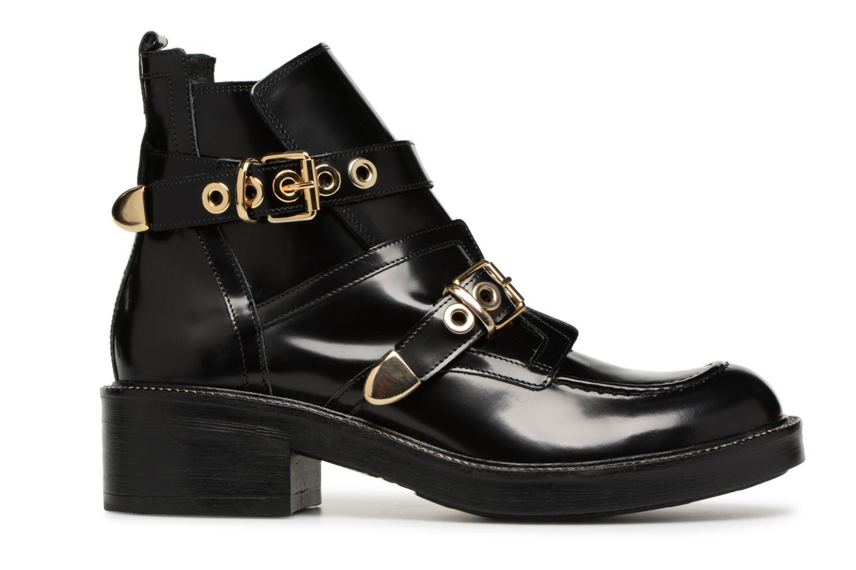 Stiefeletten & Boots Essentiel Antwerp Rajah schwarz ansicht von hinten