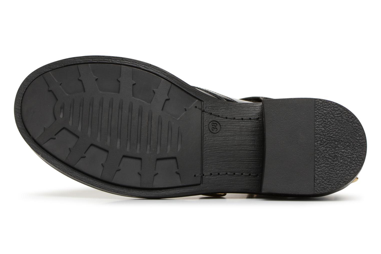 Stiefeletten & Boots Essentiel Antwerp Rajah schwarz ansicht von oben