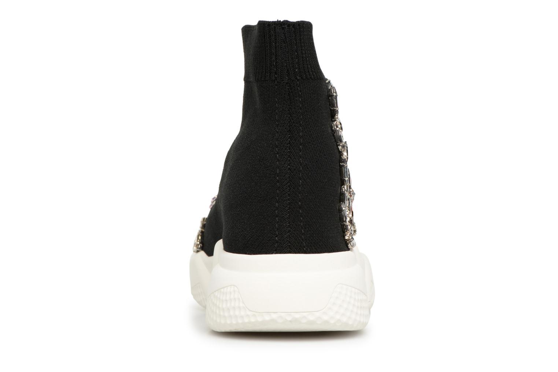 Sneaker Essentiel Antwerp Rallie Rhinestones schwarz ansicht von rechts