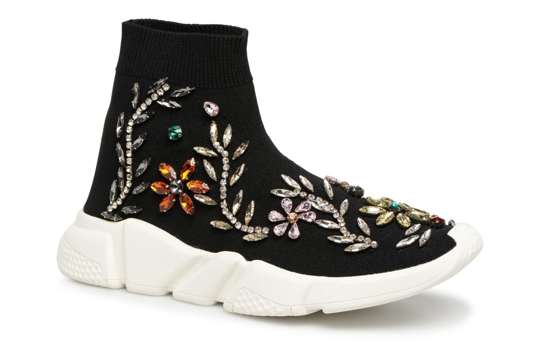 Sneaker Essentiel Antwerp Rallie Rhinestones schwarz detaillierte ansicht/modell