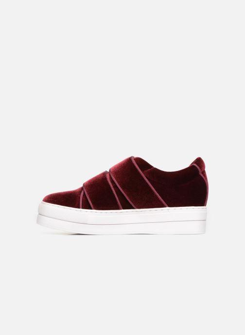 Sneakers Essentiel Antwerp Radiate1 Rood voorkant