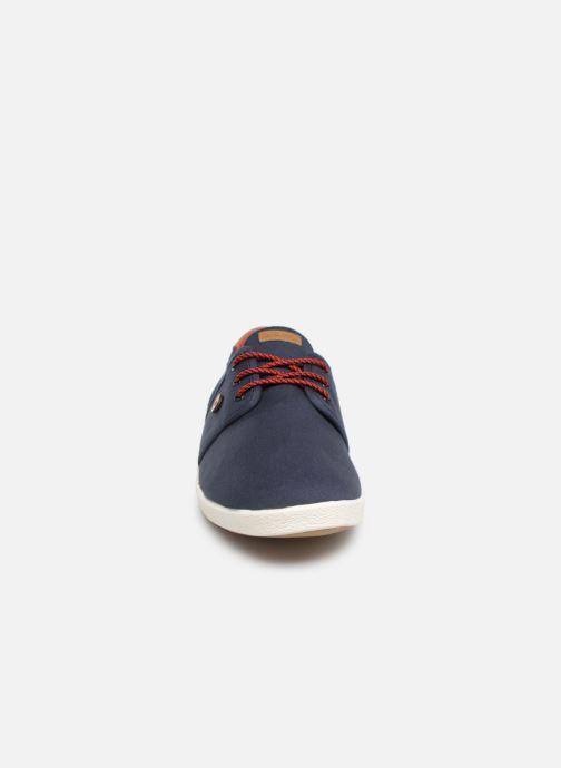 Baskets Faguo Cypress Cotton C Bleu vue portées chaussures