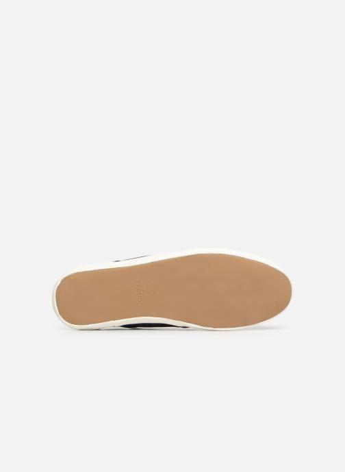 Sneakers Faguo Cypress Coton Blå bild från ovan