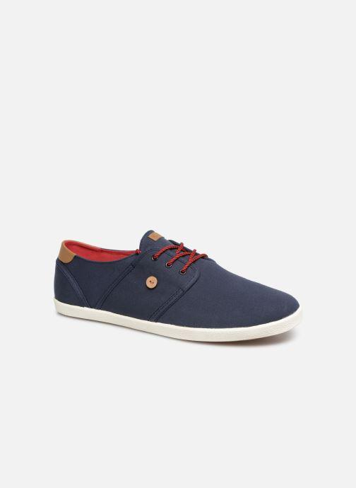 Sneakers Faguo Cypress Coton Blå detaljerad bild på paret