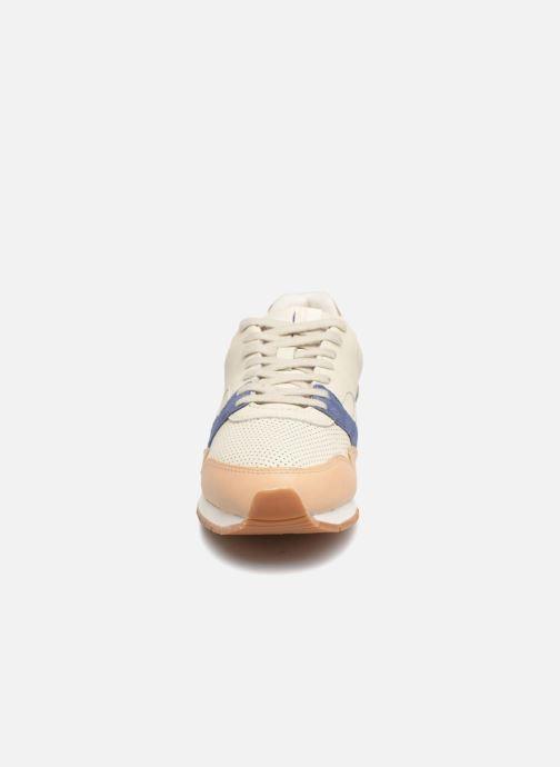 Baskets Faguo Ivy Blanc vue portées chaussures