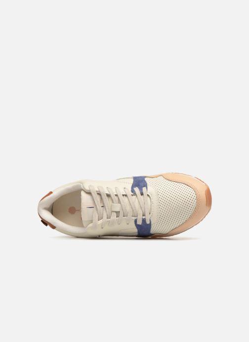 Baskets Faguo Ivy Blanc vue gauche