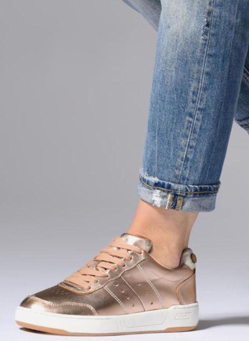 Sneakers Faguo Common Roze onder