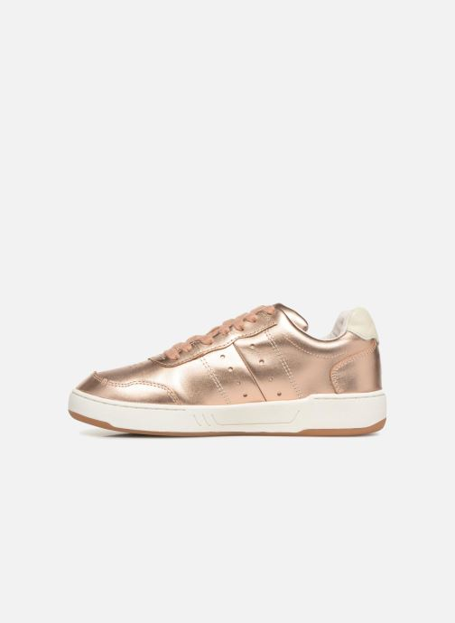 Sneakers Faguo Common Rosa immagine frontale