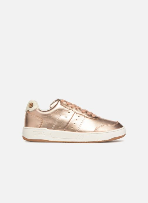Sneakers Faguo Common Roze achterkant