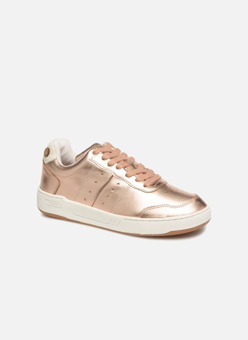 Sneakers Faguo Common Roze detail