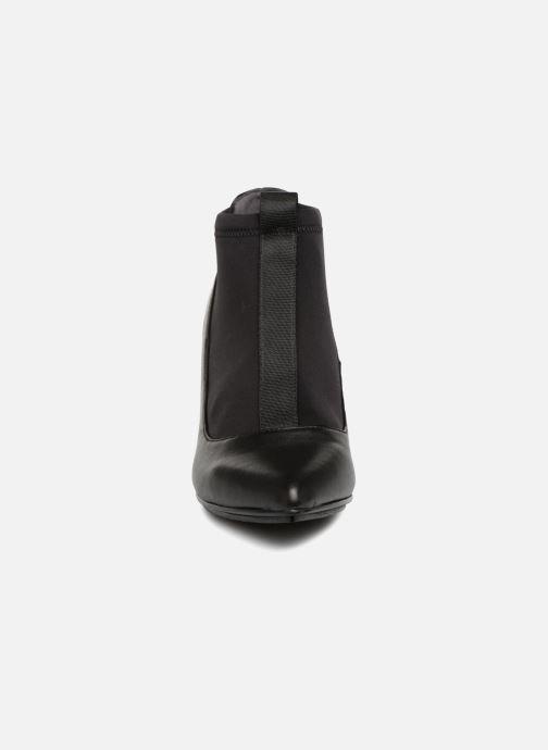 Bottines et boots United Nude Solid Luna Hi Noir vue portées chaussures