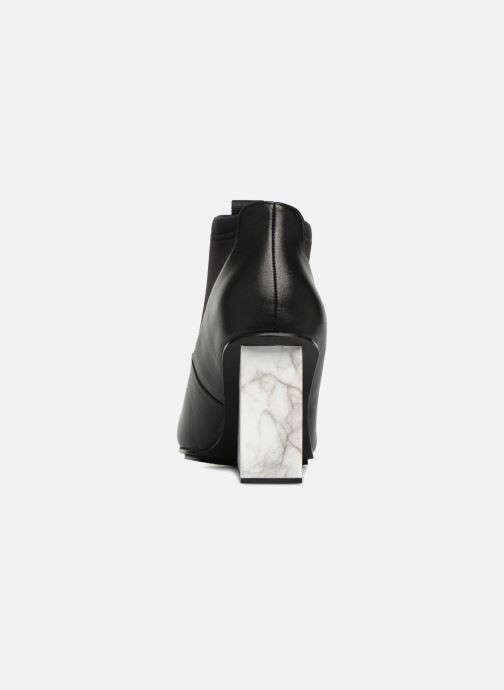 Bottines et boots United Nude Solid Luna Hi Noir vue droite