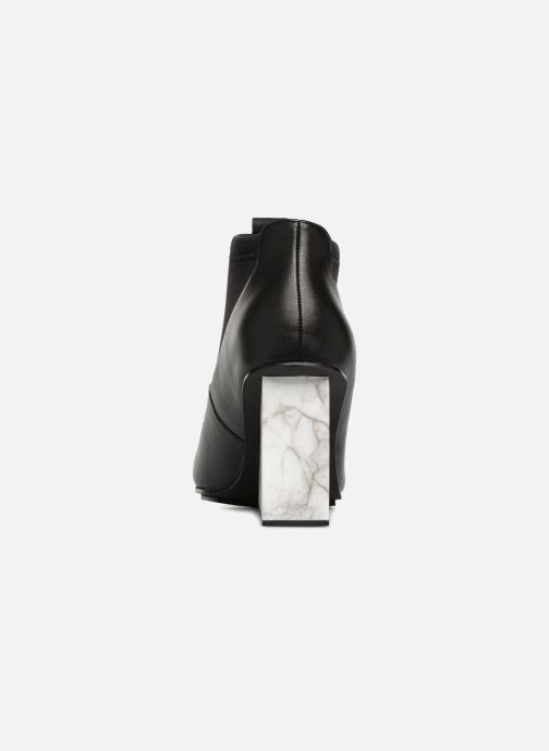 Stiefeletten & Boots United Nude Solid Luna Hi schwarz ansicht von rechts